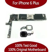Placa base para iPhone 6 Plus, 100% Original, desbloqueado, buena calidad