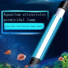 Aquarium-Lamp Light Submersible-Light Fish-Tank Uv-Sterilizer Waterproof for Germicidal-Lamp-Disinfection