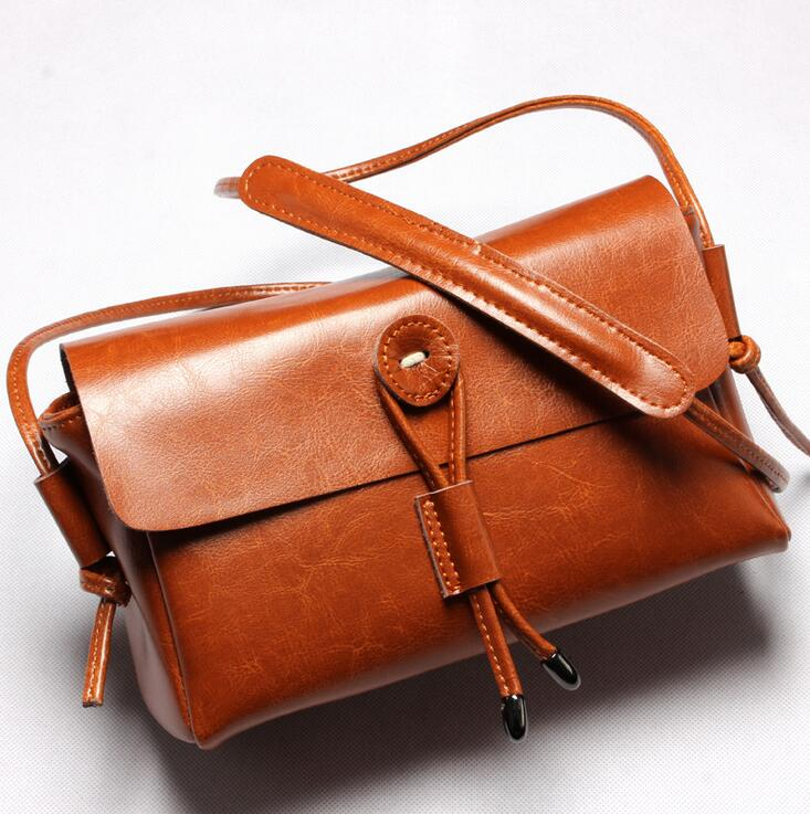 2017 Vintage Luxury women-messenger-bags Genuine Leather bag Europe  Cowhide leather Handbag  shoulder bag Free Shipping yuanyu 2018 new hot free shipping python leather handbag leather handbag snake bag in europe and the party hand women bag