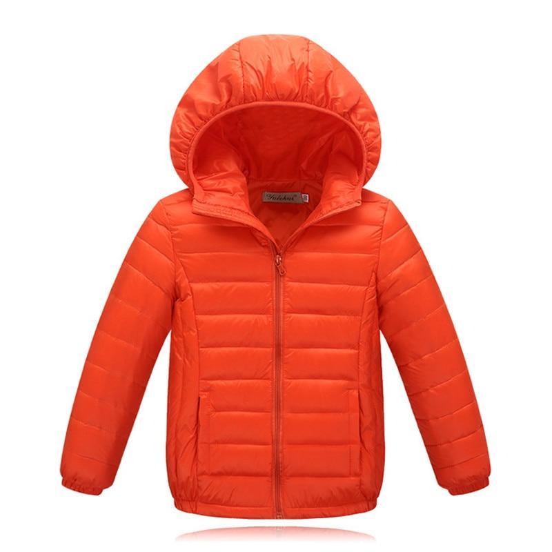 2016 yeni çocuk aşağı ceket Erkek kız için kısa bir kap ile çocuk kış ceket Ceket kız erkek çocuklar giysileri