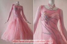 Ballroom Dance Dresses Women High Quality Custom Made Profession Tango Flamenco Modren Waltz Ballroom Competition Dance