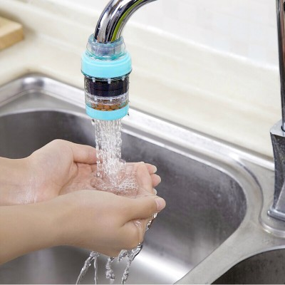 Perfect Stone Magnetizing Water Purifier Household Kitchen Bathroom Faucet Water  Filter H7cm D3.8cm Free Shipping