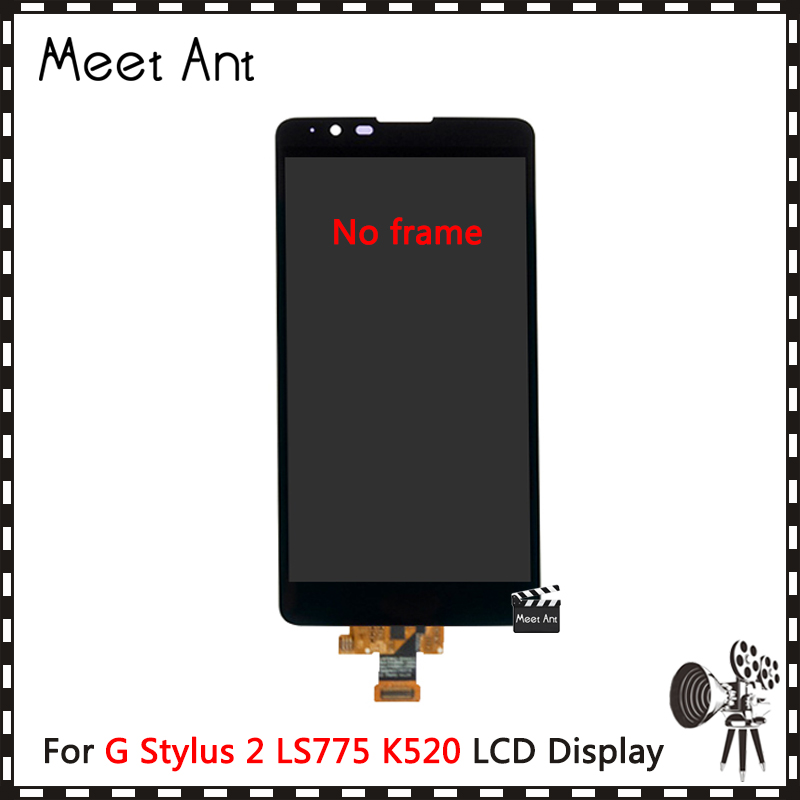 5pcs/lot High Quality 5.7 For LG G Stylus 2 LS775 K520 LCD Display Screen With Touch Screen Digitizer Assembly5pcs/lot High Quality 5.7 For LG G Stylus 2 LS775 K520 LCD Display Screen With Touch Screen Digitizer Assembly