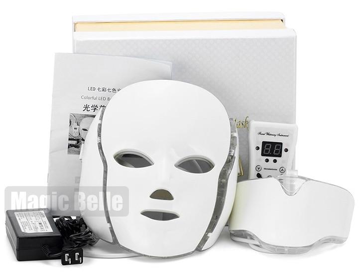7 couleurs masque LED/LED masque/PDT masque LED de chine