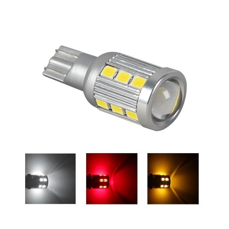 T16 18SMD LED svjetla za vožnju unazad Stražnja svjetla Automobili - Svjetla automobila - Foto 2