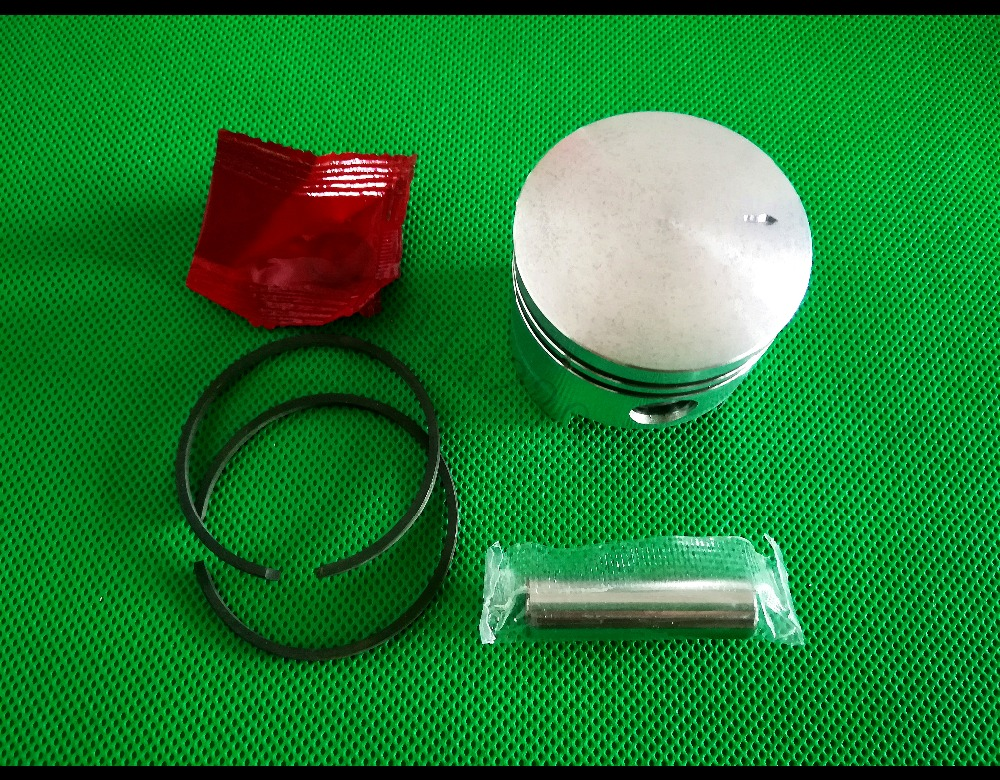 5sets 40mm Piston Pin Ring Set For 40-5 43cc BC430 CG430 1E40F-5 Brush Cutter Trimmer Mower 10mm Pin
