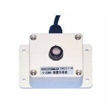 transmetteur fumée intégré Capteur