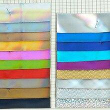 Лазерное зеркало искусственная Синтетическая кожа/голографическая искусственная кожа/мебельная ткань/обивка кожаная ткань/голографическая ткань