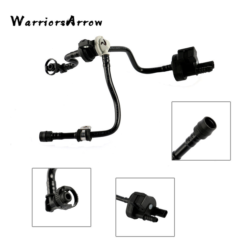 WarriorsArrow Fuel Vapor Vacuum Purge Valve Solenoid For VW Beetle Golf Jetta Passat For Audi  A3 A4 For Skoda 2.0T 06H906517H