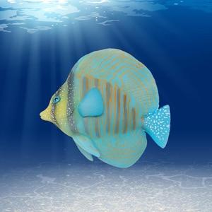 Fish Aquarium Decorations Robo