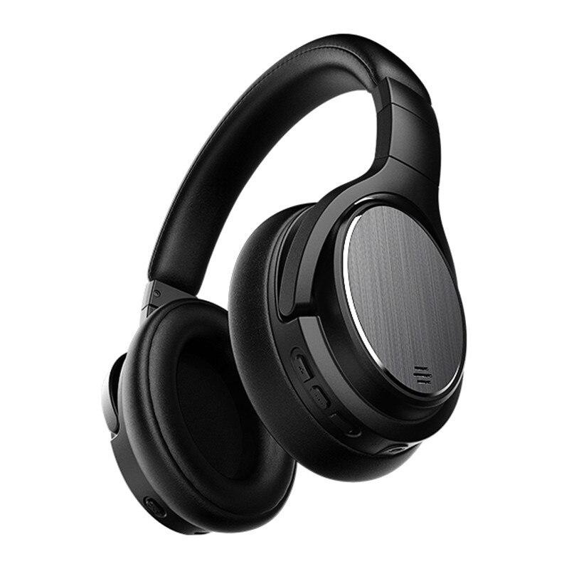 Casque stéréo Bluetooth à réduction de bruit Active intelligente montée sur la tête M1 écouteurs Audifonos Bluetooth sans fil
