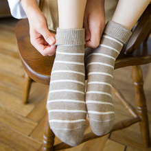 Women Socks Autumn Winter Thick Warm Japanese Korean Style Harajuku High Quality Fashion Womens Girls