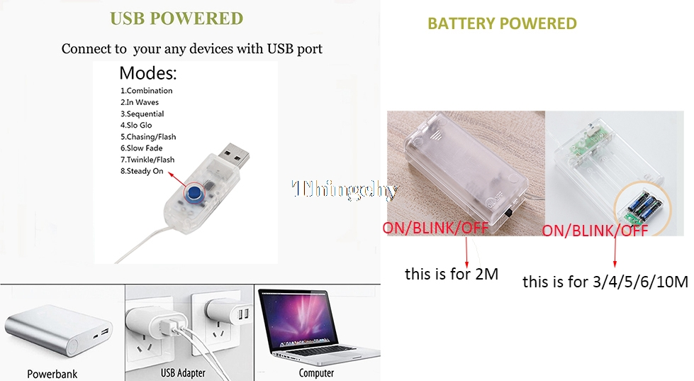 High Quality battery led wire