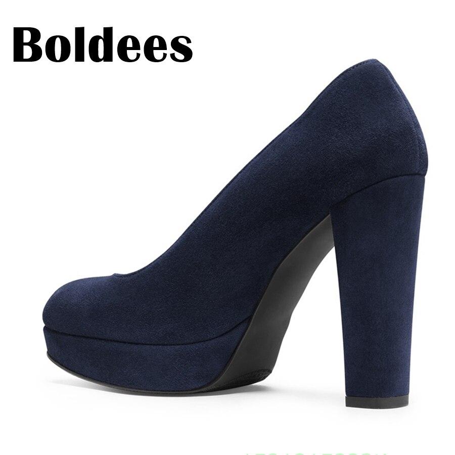 Preto e branco sapatos único, low salto alto, profissional de moda, casual dating - 2