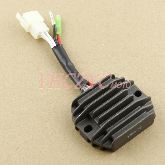 Motorcycle Voltage Regulator Rectifier For Yamaha YFB 250 Timberwolf 1994-2000 Motorcycle Parts