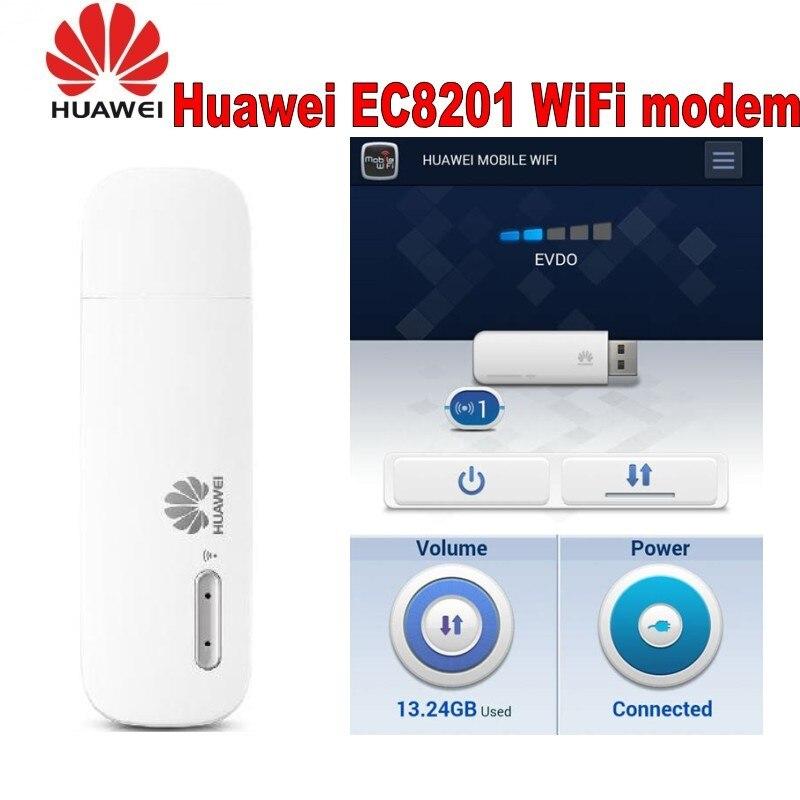 Оригинальный HUAWEI EC8201unlocked CDMA EVDO 3g беспроводной Интернет Карты Wi Fi кошка маршрутизатор usb 3g 3,1 м
