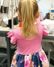 Hot Toddler Kid Baby Girl Floral Tutu Casual Summer Dress Sundress Clothes 1-6T Flower girl clothes princess dress