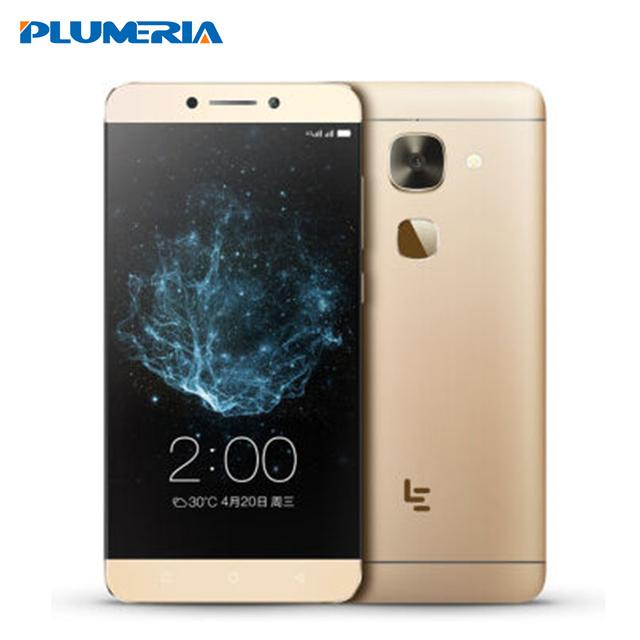 """Nueva original letv leeco le max 2x820 teléfono móvil android snapdragon 820 quad core 5.7 """"4 GB RAM 32 GB ROM de Huellas Dactilares 21MP LTE"""