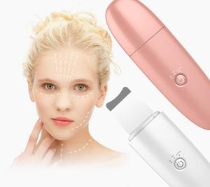 Image 1 - 超 sonic スキンスクラバー顔にきびダート削除 sonic ディープ洗顔エクスフォリエーター顔のリフティングホワイトニングマシン