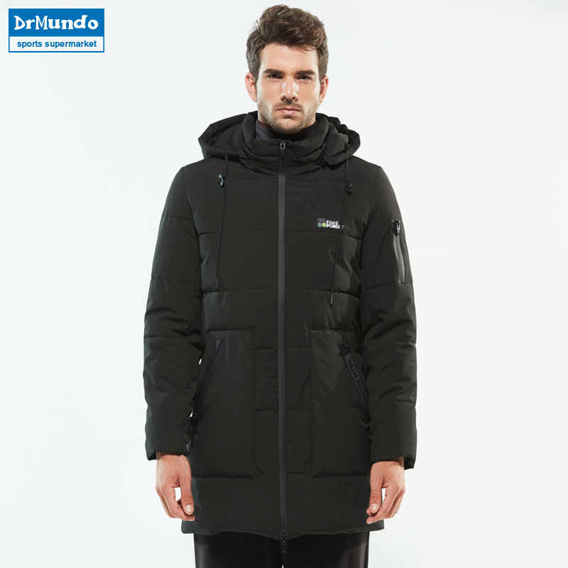 2017 Outdoor Mens Hiking Jacket Long cotton thick warm Assault jacket Windproof Camping Down Jackets Men Plus Size Windbreaker mens hooded thick warm winter down coat waterproof ski outwear hiking jacket plus size m 9xl windproof thermal camping men coats