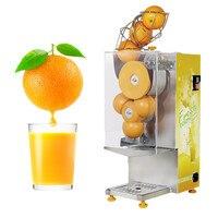 Автоматическая оранжевый соковыжималка электрическая соковыжималка для цитрусовых из нержавеющей стали 220 В/110 В