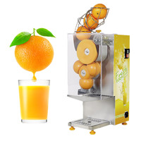 Automatic orange juicer squeezer electric citrus juicer stainless steel 220v/110v