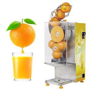 Automatic orange juicer squeez