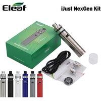 Original Eleaf iJust NexGen Kit 2ML Vape Tank 3000mAh E Cigarette Kit with HW1 Coil vs iJust s Electronic Cigarette Vape