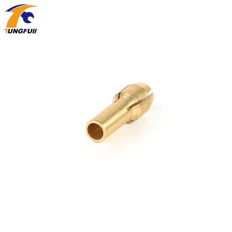 10 stks Dremel Mini Boorkoppen Boorkop Adapter Micro Spantang Voor - Schurende gereedschappen - Foto 6