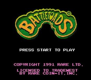 Battletoads Free Region For 72 Pins 8 Bit Game Player 1