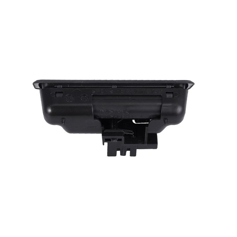 AUTOUTLET 51247118158 7118158 Switch Tailgate Handle For BMW E88 E82 E90 E91 E92 E93 E60 E61 X1 E84 X6 E7 Tailgate Handle