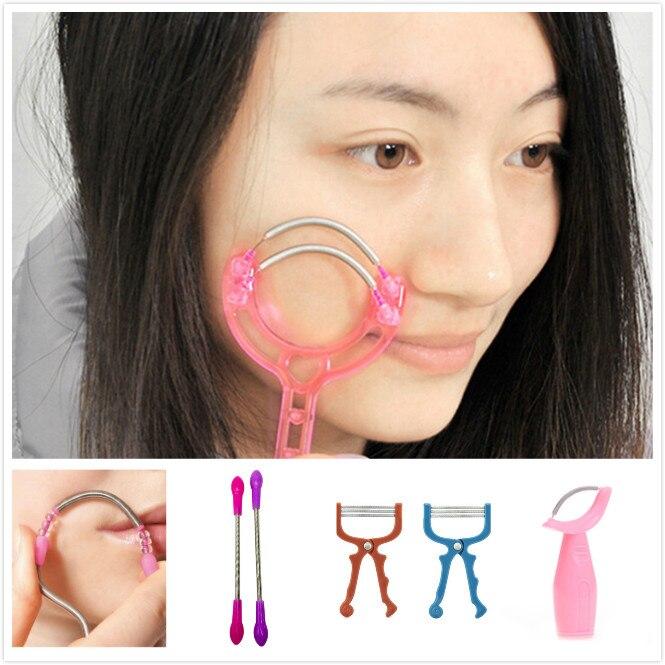 Rasieren & Haarentfernung Sicherheit Körper Haar Gesicht Haar Entferner Gesichts Threading Epilierer Nützliche Werkzeug Wt002