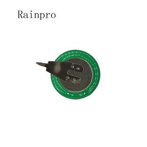 Image 2 - Rainpro 4 ピース/ロット 1.2 ボルト 80 mah ニッケル水素ニッケル水素電池とピン充電式ボタン電池タイマー