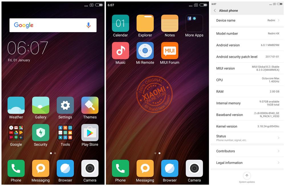 Original Xiaomi Redmi 4X (3)