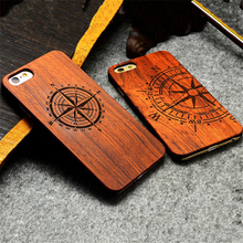 [NEW & HOT] One Piece Wood Phone Case