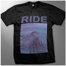 d0b59b1e VINTAGE 1991 RIDE NOWHERE AUSSIE TOUR T-SHIRT SHOEGAZE reprint S-XXL