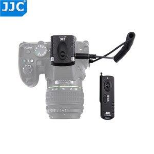 Image 3 - Jjc 카메라 셔터 릴리즈 16 무선 채널 433 mhz rf 무선 원격 컨트롤러 (pentax kp/K 70 용)