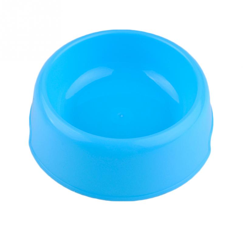 Best For Your Pet 1 X Dogs/cats Pet Portable Plastictravel Feeding Bowl Durable Water Dish Feeder Pet Bowl