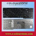 RU Русский клавиатура Ноутбука для Clevo/ECS MB50 MB50II MB50IA MB50IA1 Для DNS DNS Ноутбук Черный MP-09R16SU-3603 82B382-FM2028
