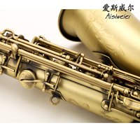 Sachs Love Swire Instrument Alto Saxophone Carve Patterns Or Designs On Woodwork Restoring Ancient Ways