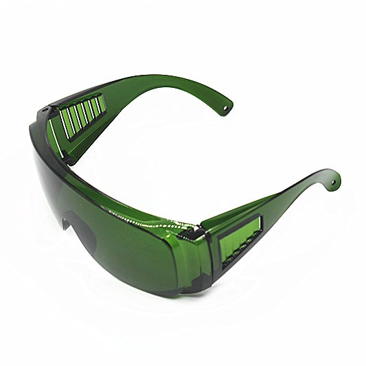 1pcs OPT / E Light / IPL / Photon Beauty Instrument Safety Protective Glasses Red Laser Goggles 340-1250nm Wide Absorption