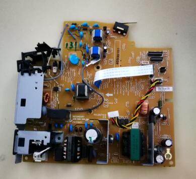 90% New Original LaserJet Engine Control Power Board For HP M225/M226 RM2-7632 110V/RM2-7633 220V Power Supply Board gas type crepe maker machine pancake maker commercial scones making machine non stick coating pan