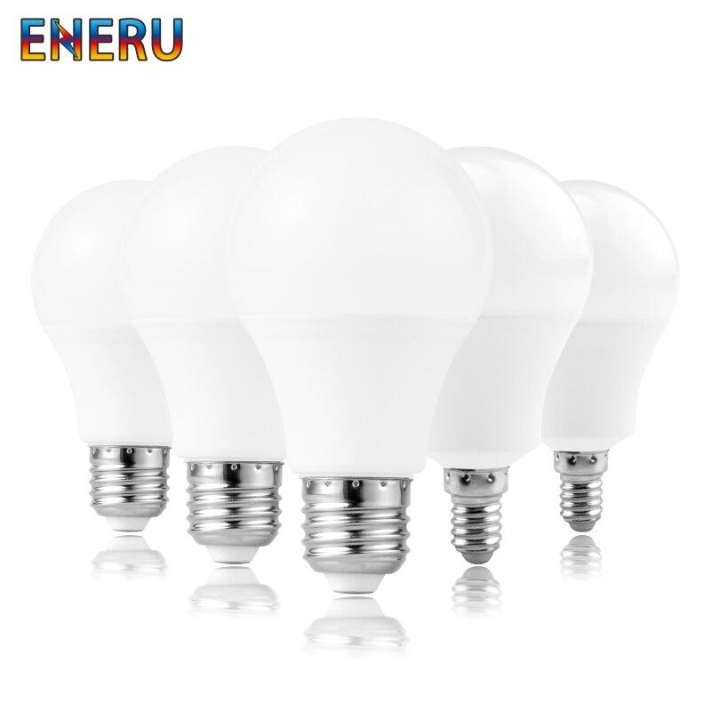 E27 E14 LED ampoule lampes 6W 9W 12W 15W 18W 20W Lampada lumière LED ampoule AC 220V 230V 240V Bombilla spot blanc froid/chaud