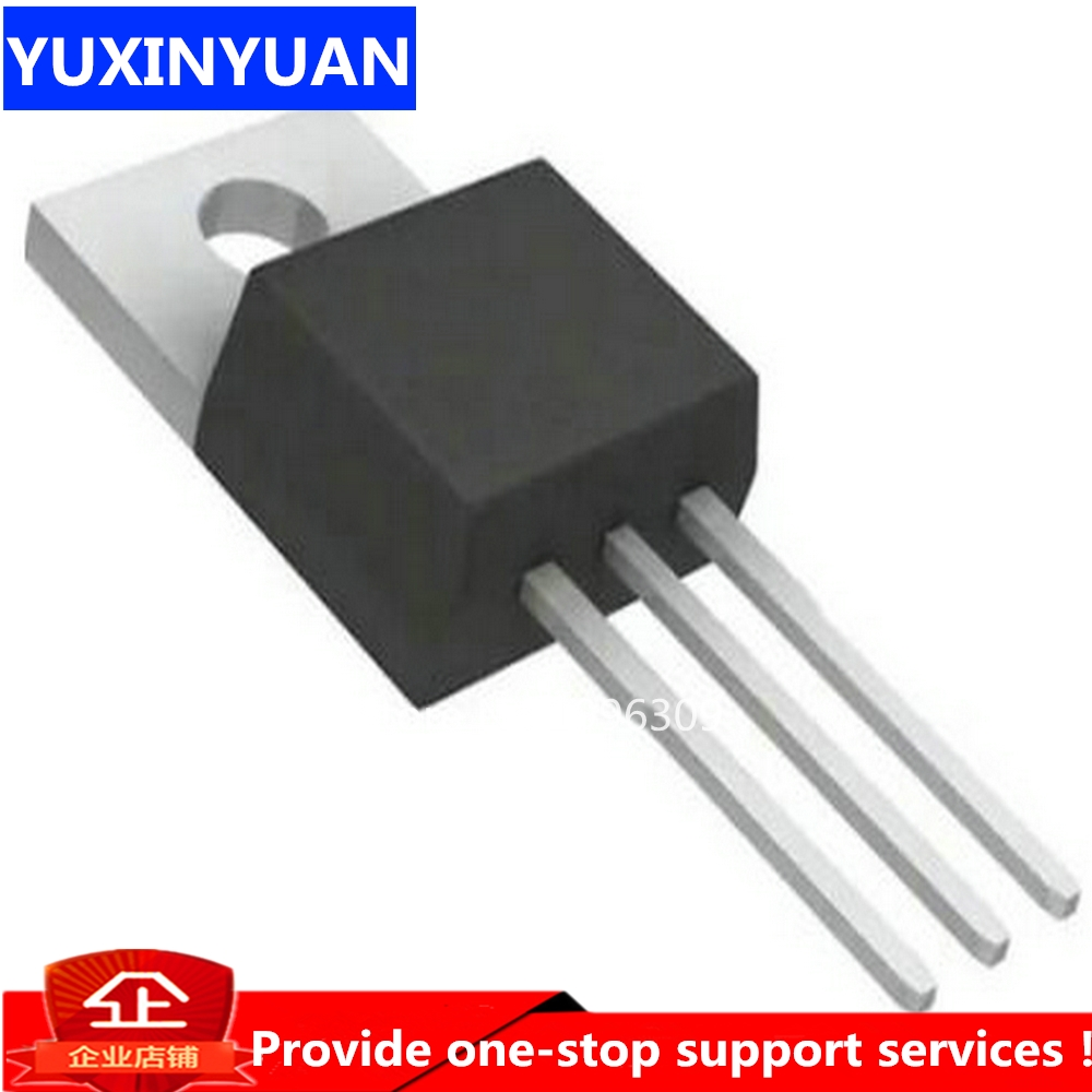 """10Pcs IRF3710 IRF 3710 TO-220 N-Channel 100V 57A /""""IR/"""" Power MOSFET Transistor US"""