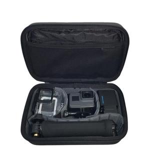 Image 1 - 旅行収納袋防水箱大サイズ移動プロヒーロー 7 黒 6 5 4 3 + セッション Xiaomi 李 4 18K Sjcam Eken カメラハンドバッグ