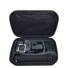 Bolsa de almacenamiento de viaje resistente al agua, funda de gran tamaño para GoPro Hero 7, color negro, 6, 5, 4, 3 +, Sesión, Xiaomi yi, 4K, Sjcam, Eken