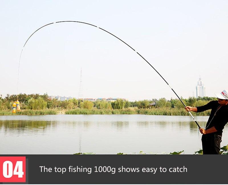 Taiwan Vara de Pesca equipamento de pesca Vara de Mão fg007