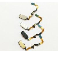 4 Color Fingerprint Sensor Flex Cable For Samsung Galaxy S7 G930 Home Button Module Flex Cable