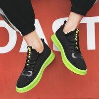 Повседневная обувь мужские кроссовки вязаные носки мужские удобные быстроходные Кроссовки мужские туфли Hommes Лето Горячая Распродажа LC250067
