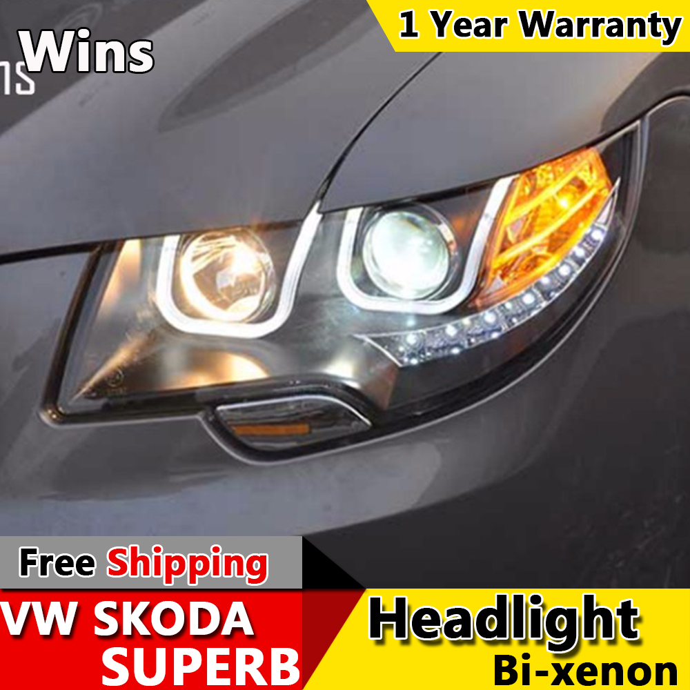 Popular Skoda Octavia Headlights-Buy Cheap Skoda Octavia